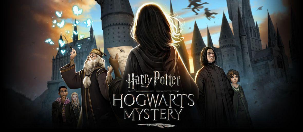 Harry Potter: Hogwarts Mystery zrobili chciwi mugole. To nie gra, tylko kilka różnych ekranów do mikropłatności