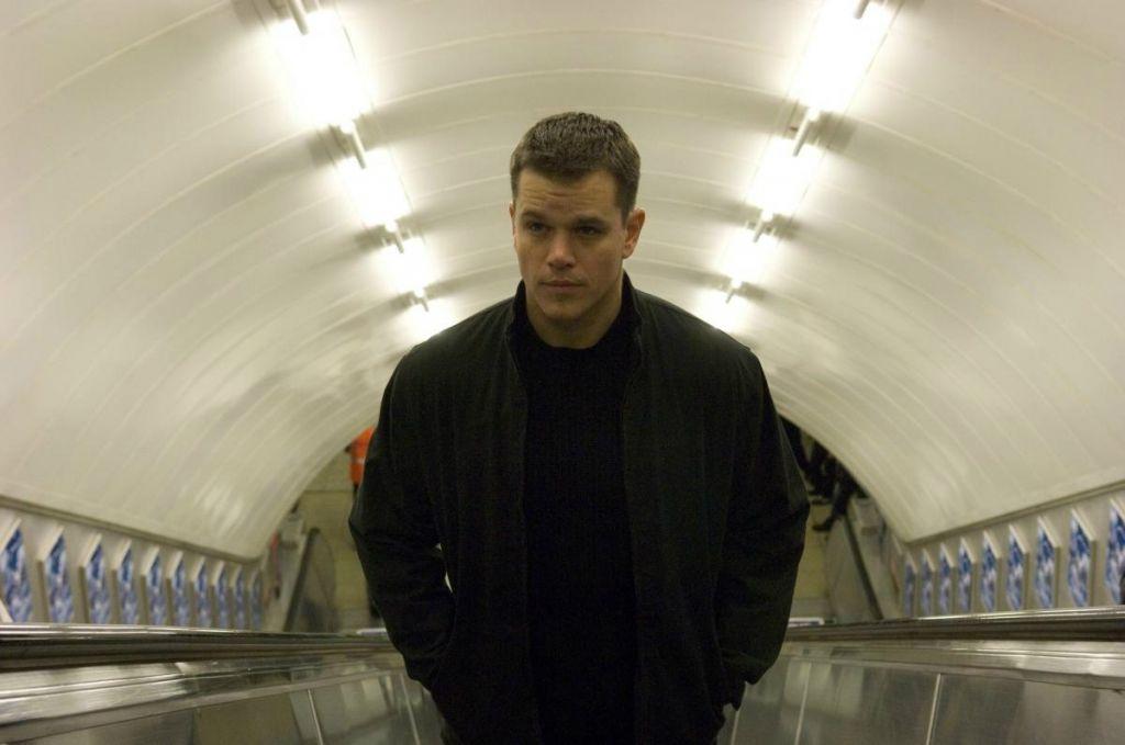 Jason Bourne Treadstone