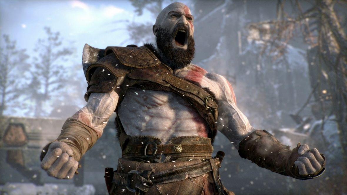 Bóg wojny powraca z toporem w dłoni. Nowe God of War z premierą na PlayStation 4