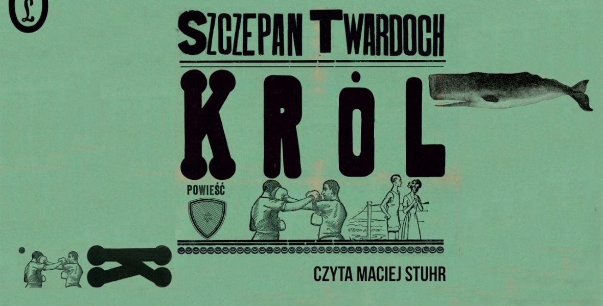 """Trwają prace nad ekranizacją """"Króla"""" Szczepana Twardocha. Wiemy, kto stanie za kamerą"""