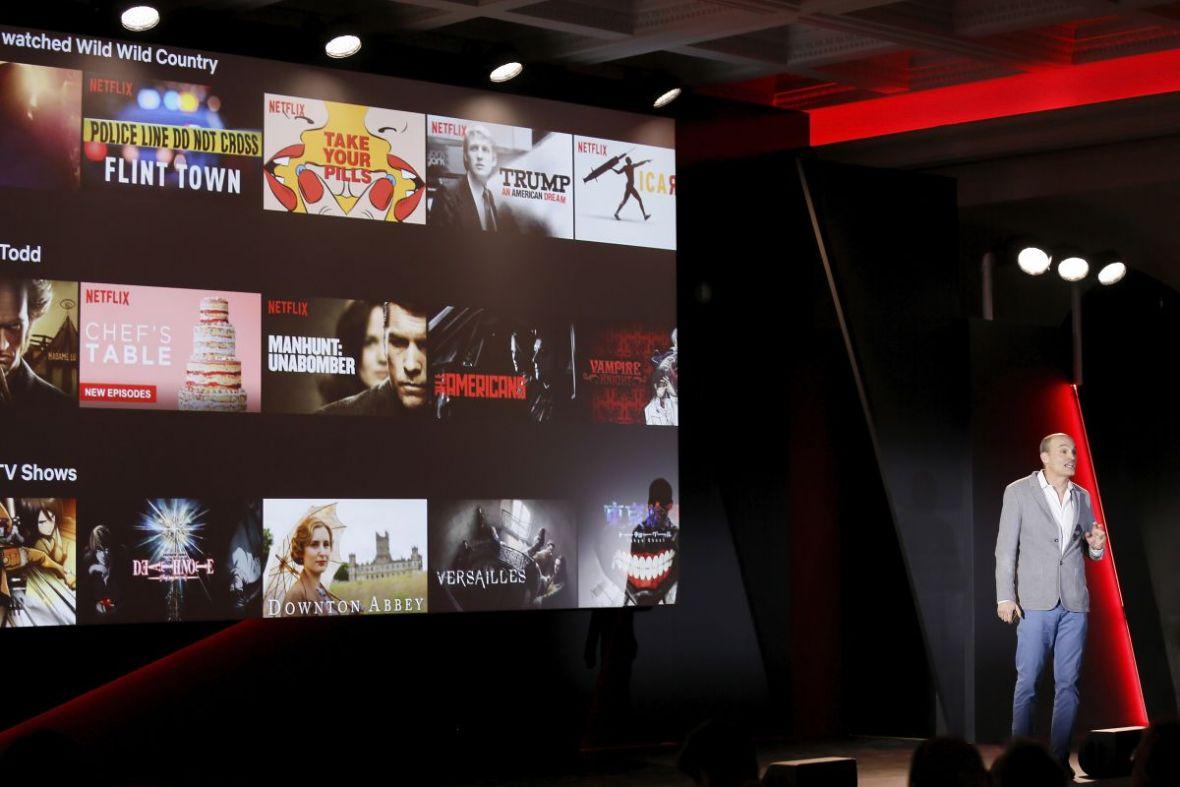 Netflix zapowiada nowe seriale. Serwis stawia na europejskie produkcje