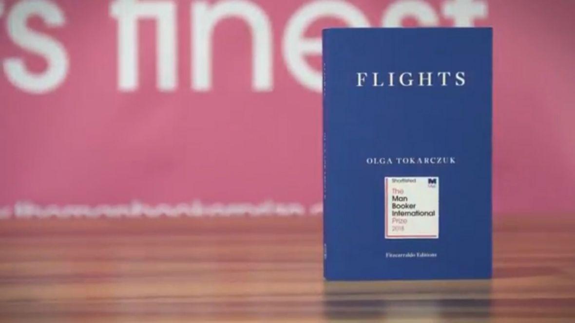 Międzynarodowy sukces Polki. Olga Tokarczuk nagrodzona Man Booker International Prize za książkę Bieguni