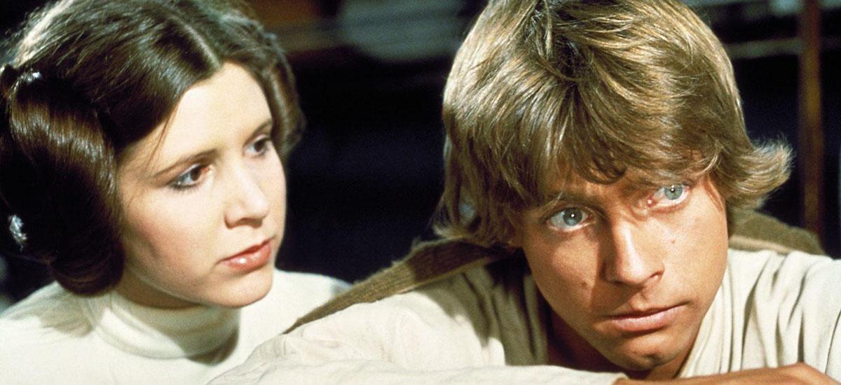 Luke Leia digital clones