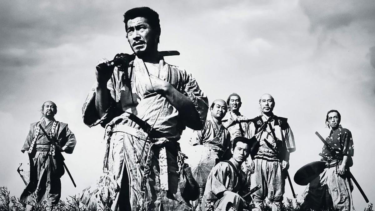 siedmiu samurajów kurosawa