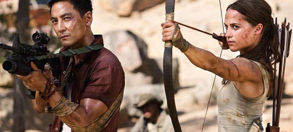 tomb raider 2018 film recenzja lara croft alicia vikander
