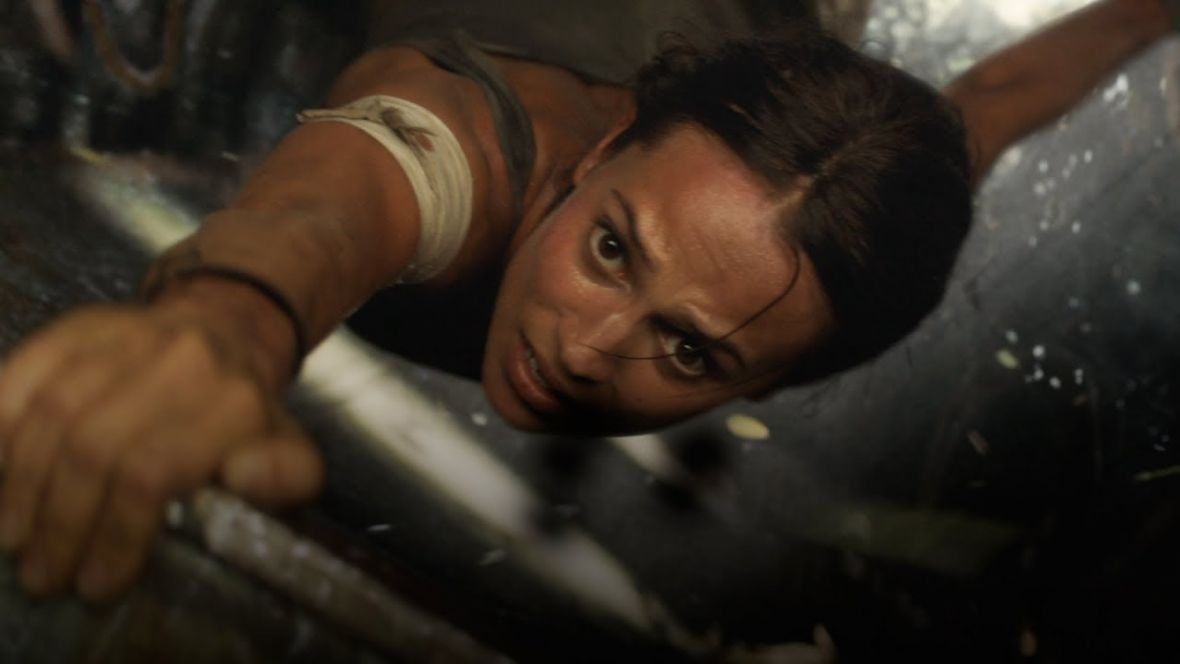Alicia Vikander jest świetną Larą Croft. Szkoda tylko, że Tomb Raider to tak słaby film
