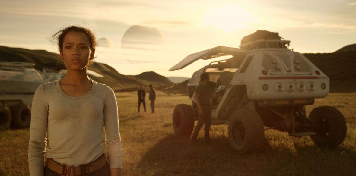 """Oglądając Zagubionych w kosmosie, masz wrażenie, że """"gdzieś już to widziałeś""""?"""
