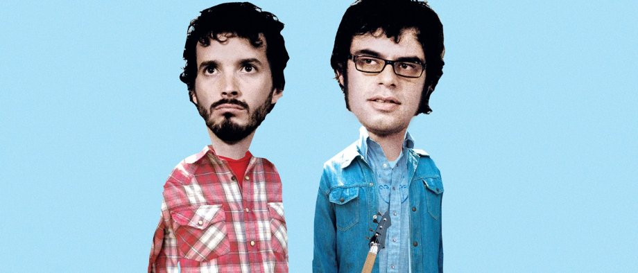 Flight of the Conchords hbo go
