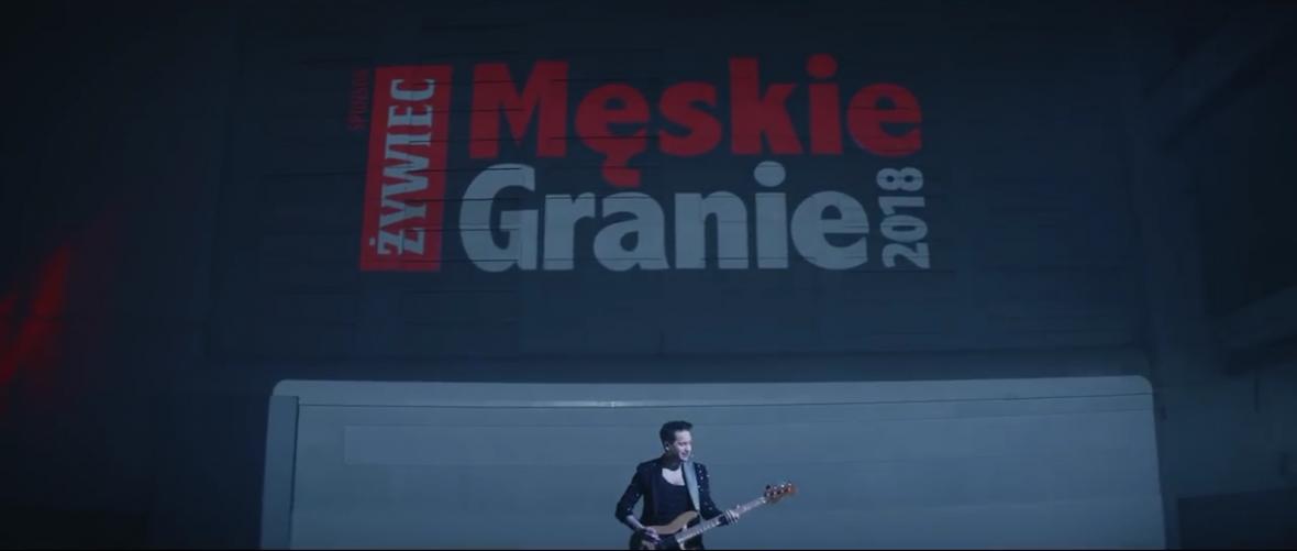 """Podsiadło nagrał nowy kawałek razem z Kortezem i Zalewskim. """"Początek"""" promuje Męskie granie i jest świetny!"""