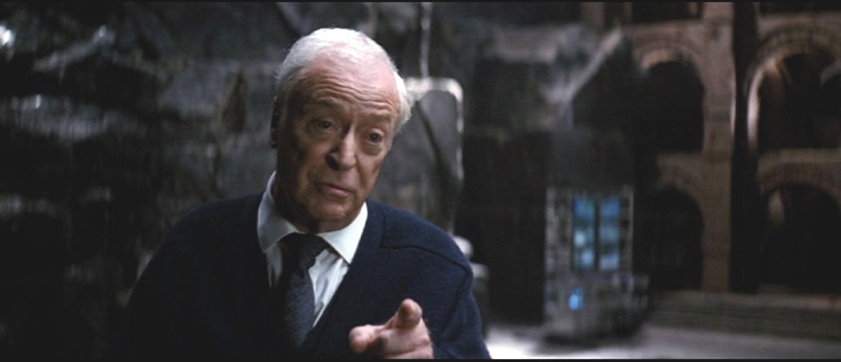 michael caine alfred