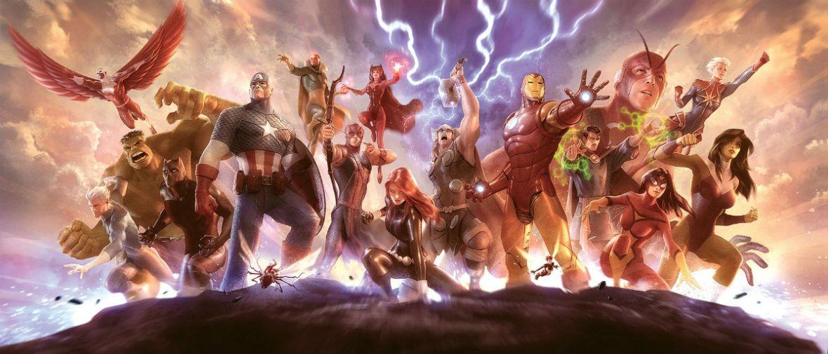 Avengers to bogowie XXI wieku. Jak mity greckie ukształtowały superbohaterów?