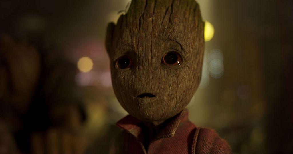 Baby Groot Avengers