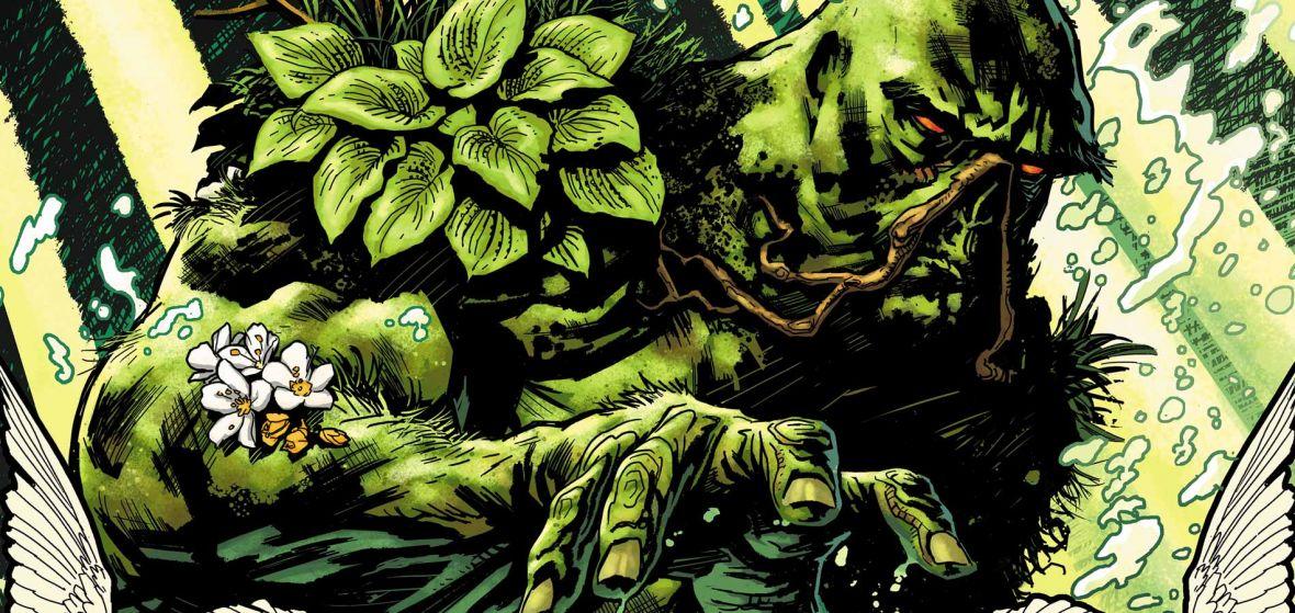 Swamp Thing wybrany. Wiemy, kto zagra główną rolę w serialu od DC