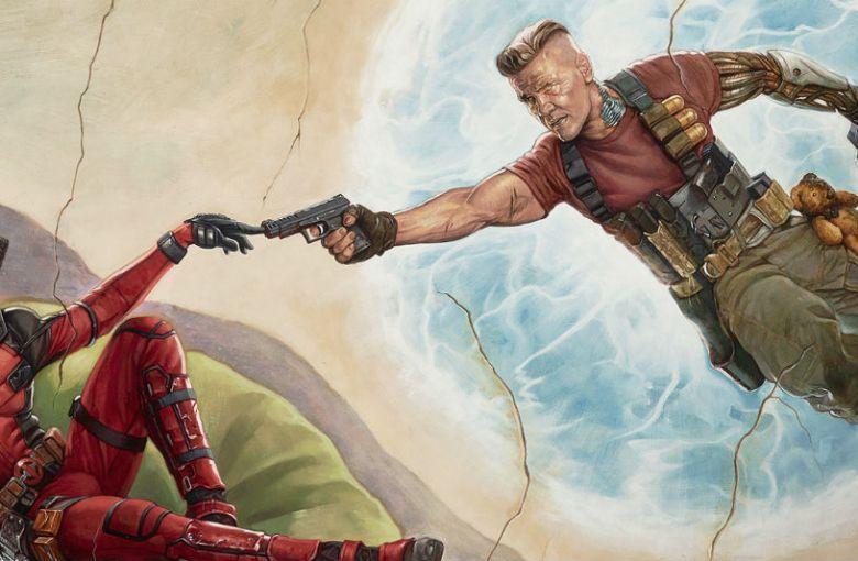 Deadpool żongluje popkulturowymi motywami jak mało kto
