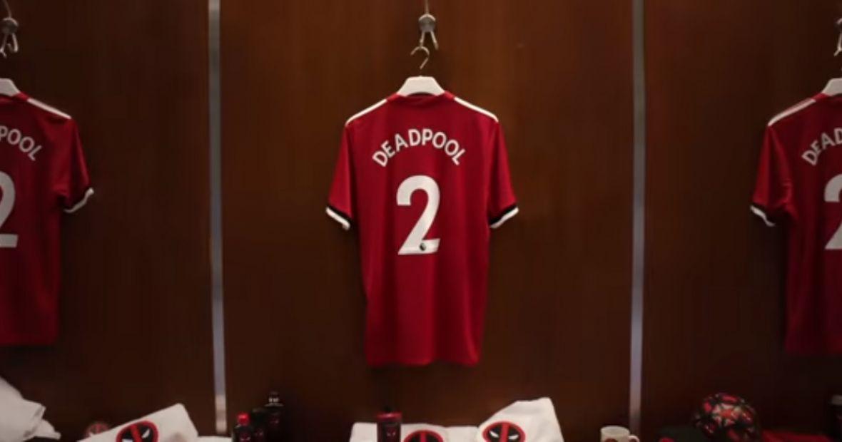 Deadpool dołącza do Czerwonych Diabłów. Bohater z wizytą na Old Trafford