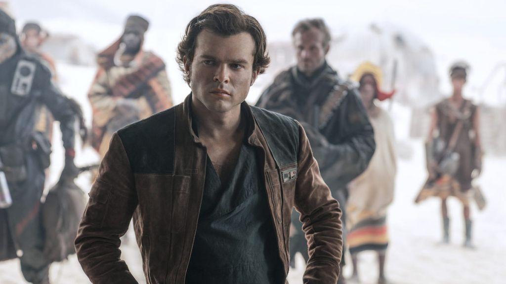 Han Solo trylogia prequeli