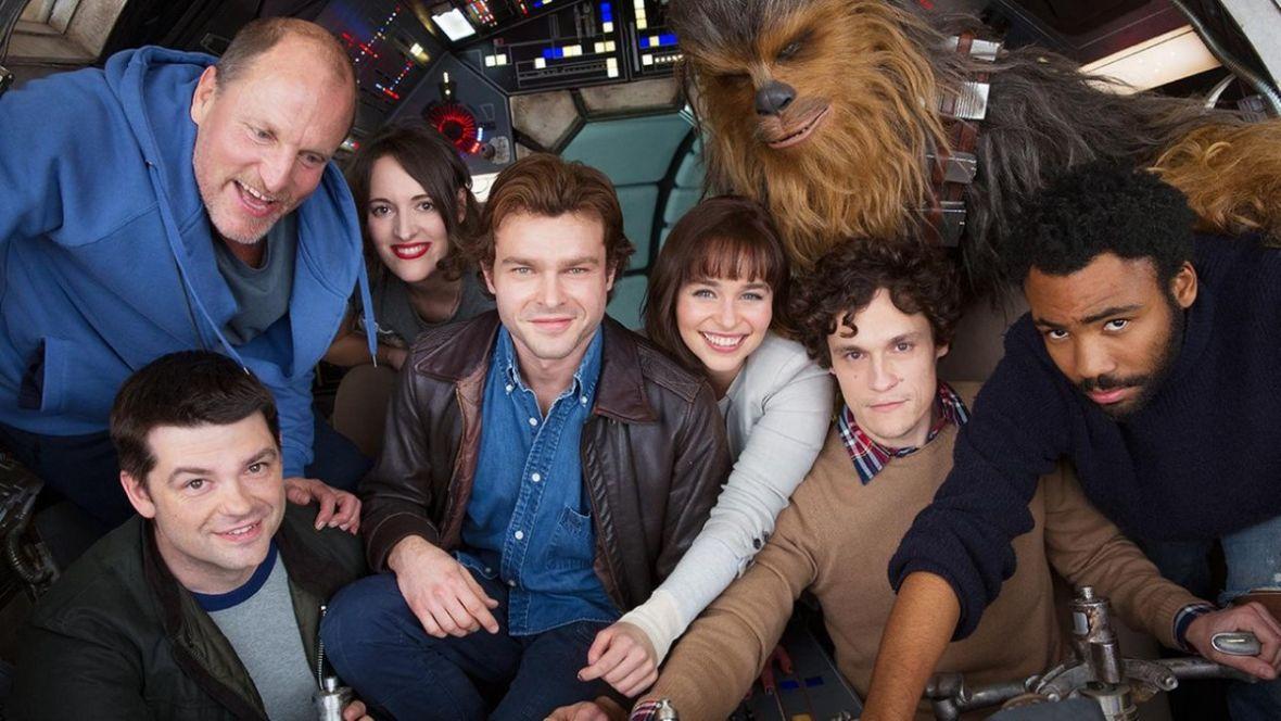 Han Solo, państwo Adelman i kultowe zabawki – co obejrzeć w ten weekend?