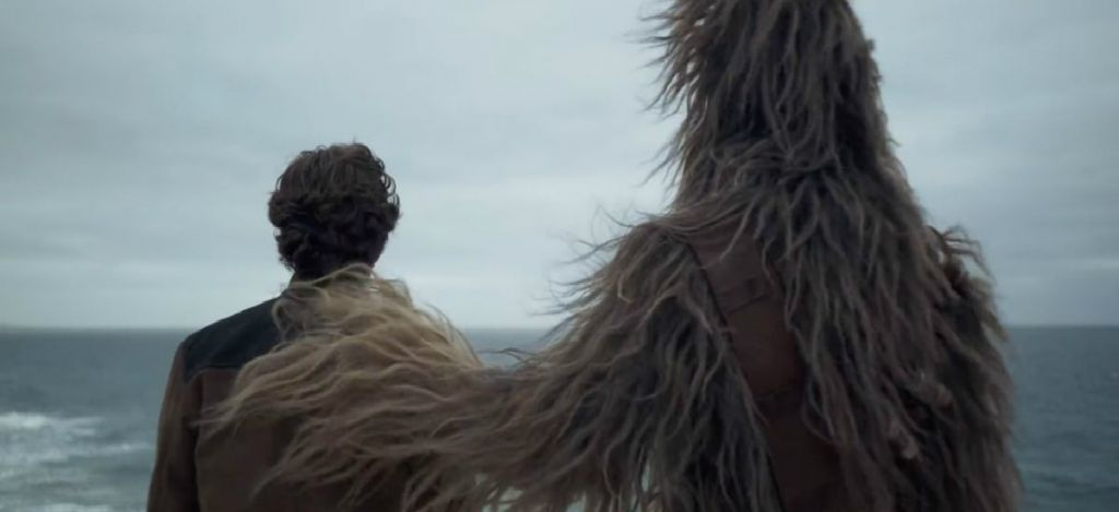 Han Solo cameo