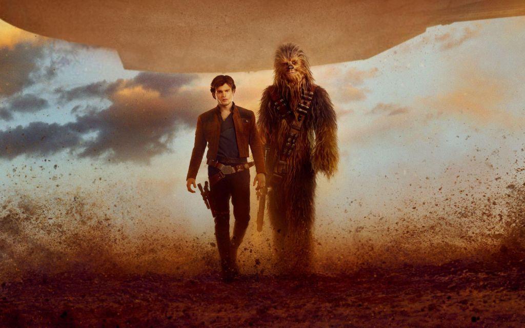 Han Solo: Gwiezdne wojny – historie czas akcji