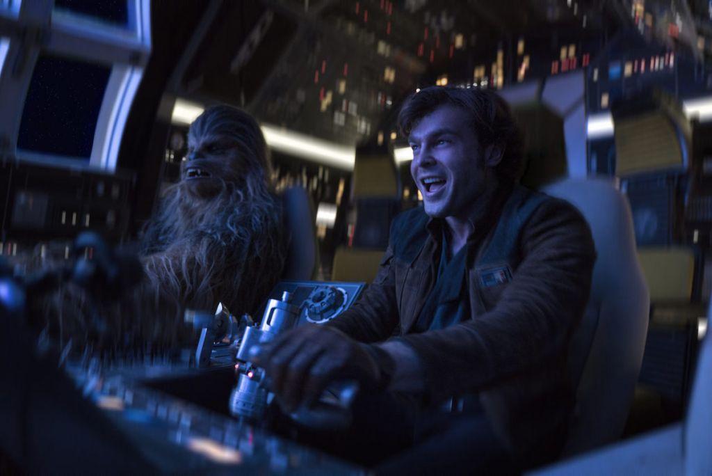 han solo recenzja gwiezdne wojny star wars