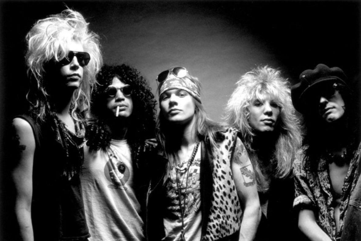 Tego teledysku Guns N' Roses jeszcze nie widzieliście. Czekaliśmy na niego 20 lat!