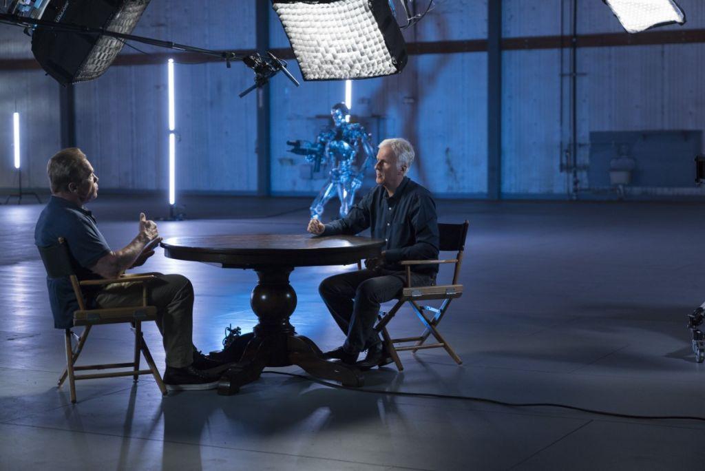 James Cameron: historia science fiction recenzja