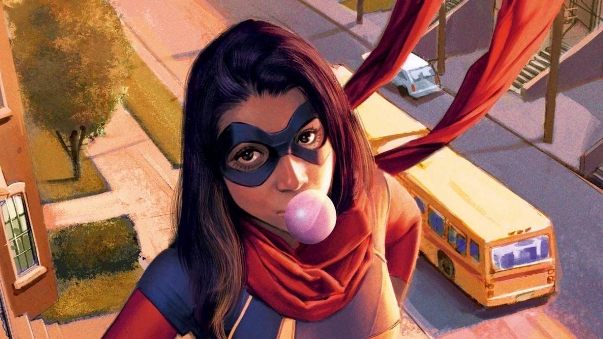 Kim jest Ms. Marvel i co ma wspólnego z Kapitan Marvel? Nadchodzi superbohaterka z Pakistanu