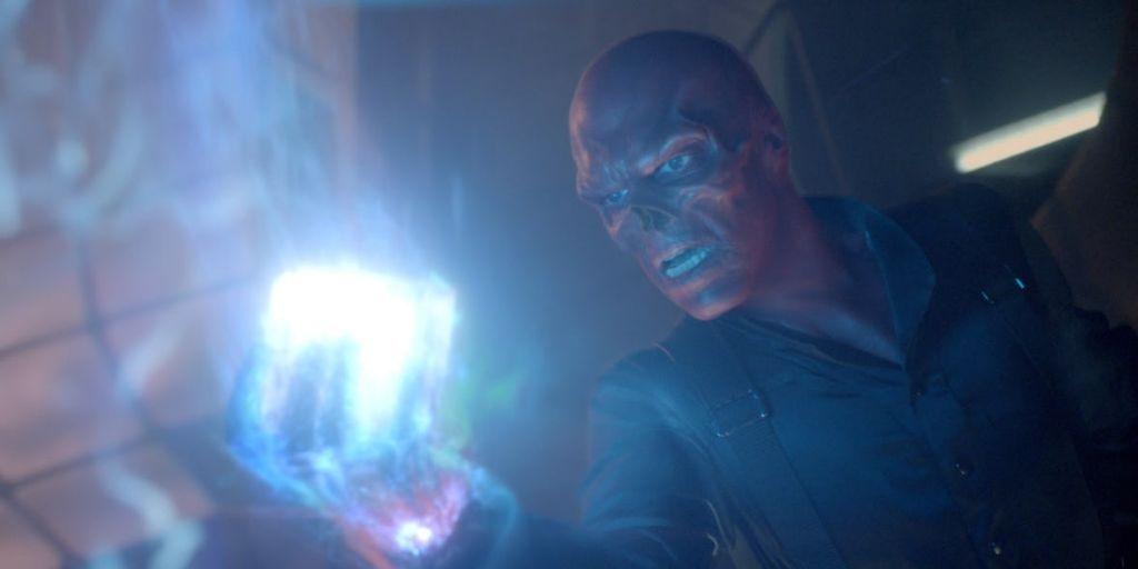 red skull marvel avengers infinity war