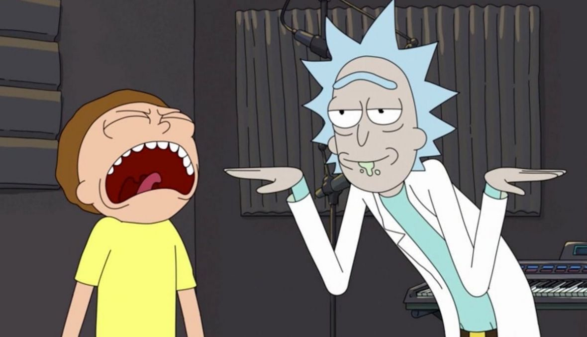 Twórcy serialu Rick i Morty przyłapani pod prysznicem. Czwarty sezon zamówiony