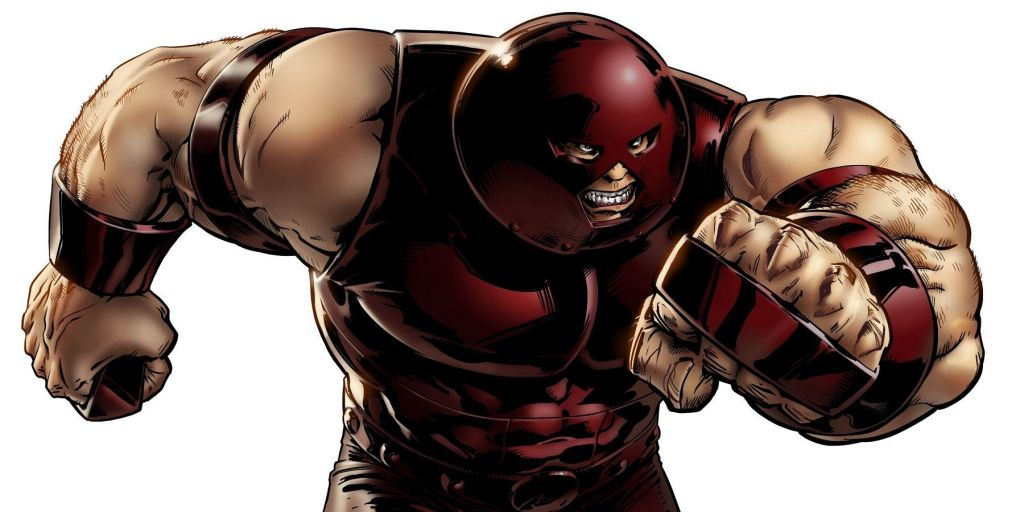 ryan reynolds Deadpool 2 Juggernaut