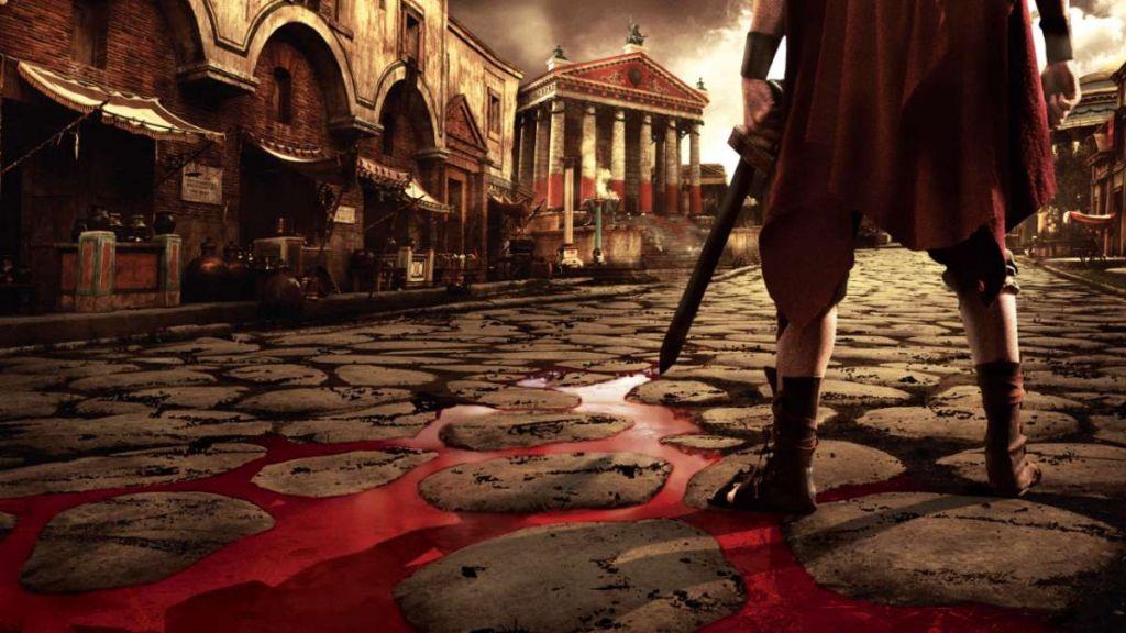 rzym rome hbo