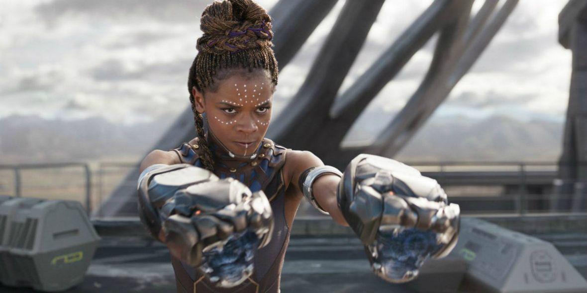 Shuri gotowa do objęcia władzy w Wakandzie. Przy okazji zdradza możliwy spoiler z Avengers 4