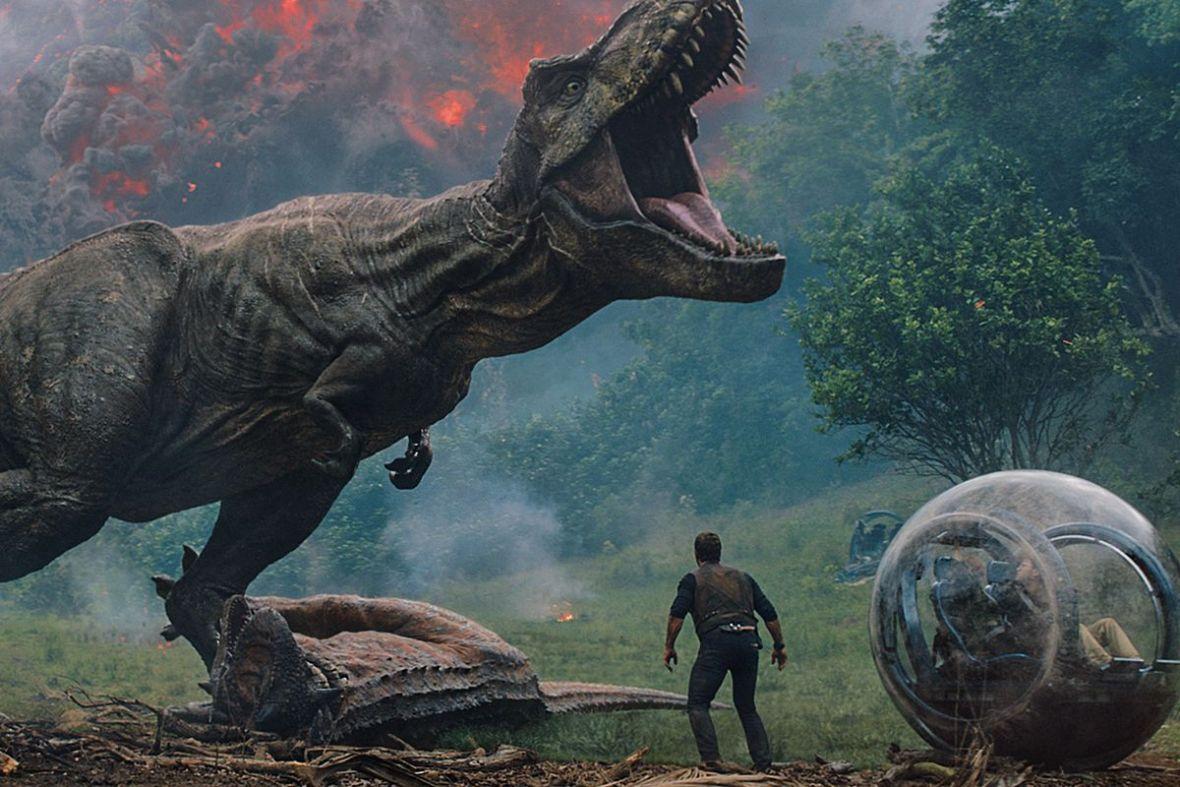 Pożyczonymi zabawkami trzeba jednak umieć się bawić. Jurassic World: Upadłe królestwo – recenzja