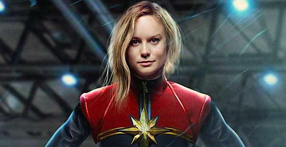 Captain marvel Avengers 4 MCU