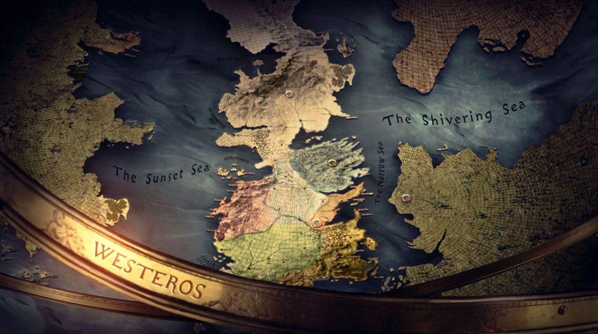 gra o tron mapa