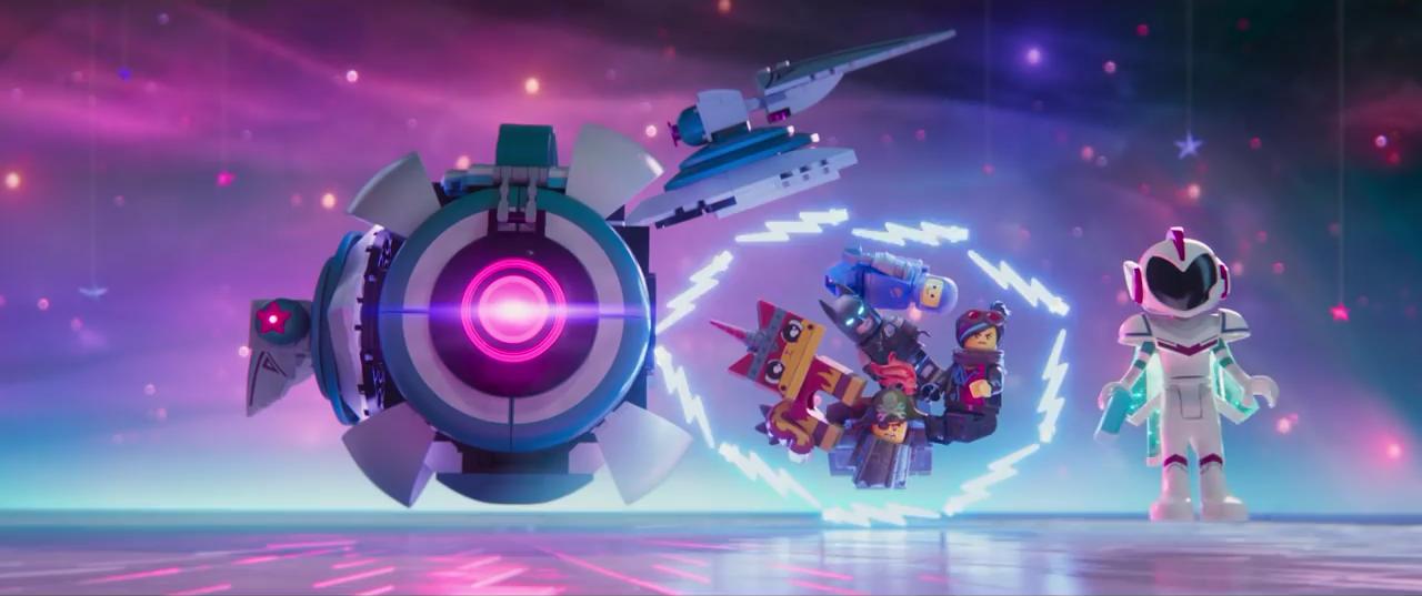 The Lego Movie 2 Pierwszy Zwiastun Zapowiada Szaleńczą Podróż