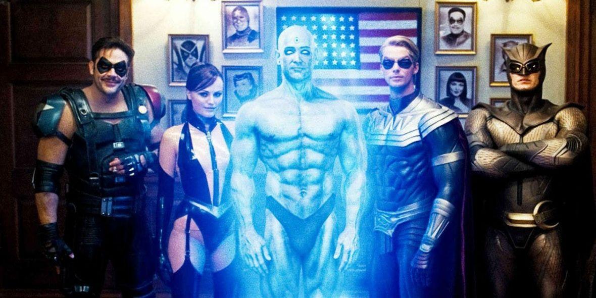 Strażnicy zrewolucjonizowali opowieści o superbohaterach. Nie sądzę, żeby serial HBO powtórzył ten sukces