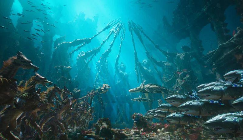 Aquaman zdjęcie