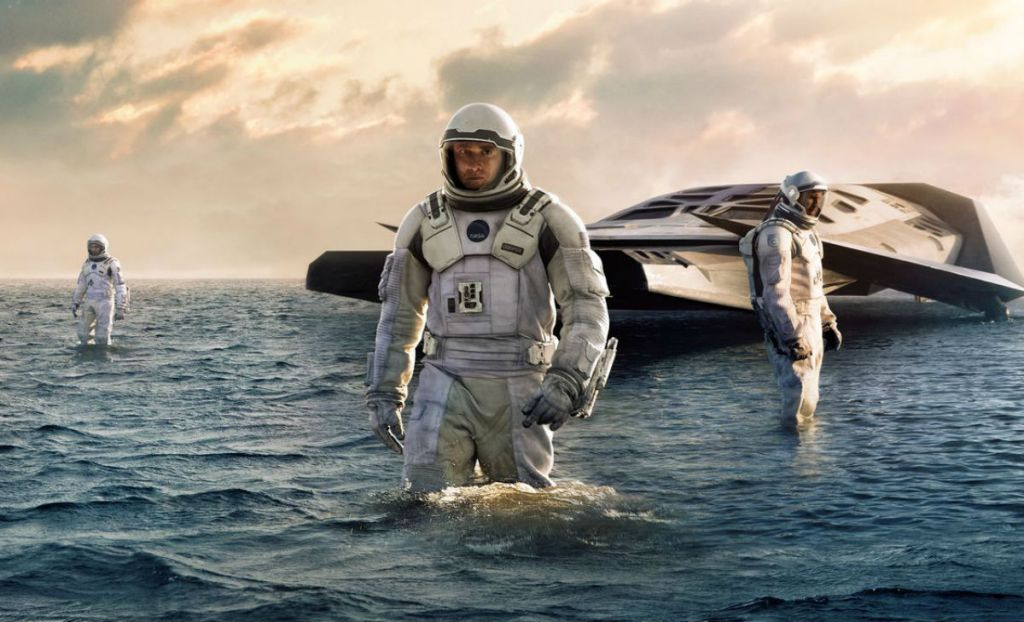 interstellar 2014 film