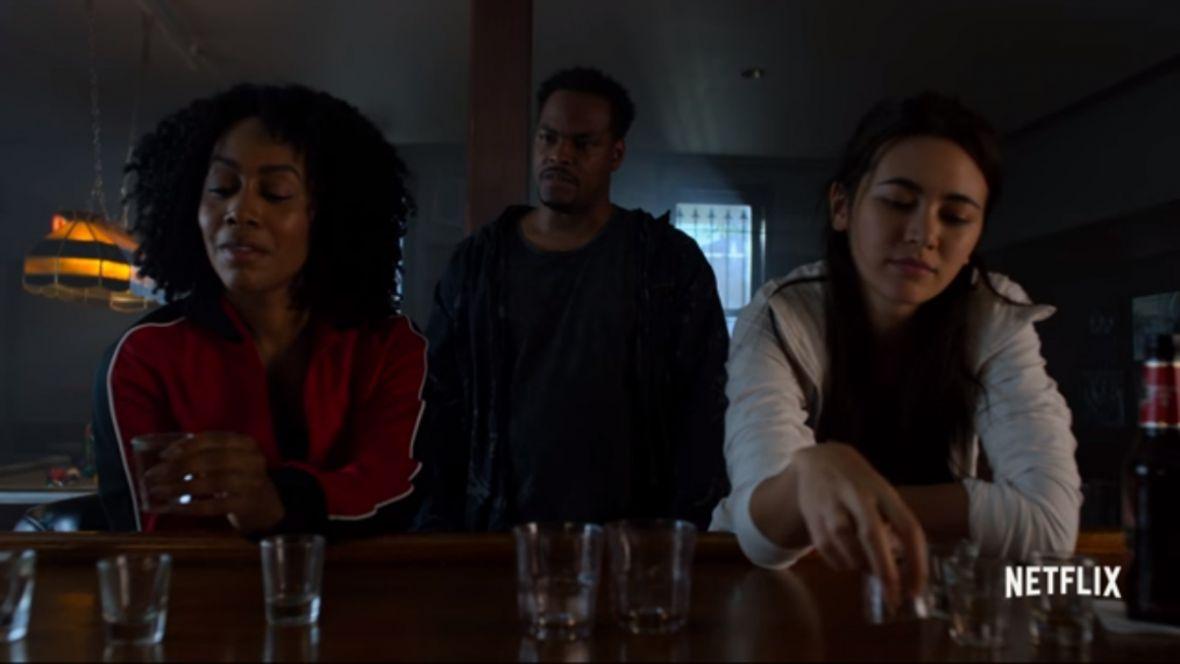 Nie ma to jak bójka w barze. Misty i Colleen walczą we fragmencie 2. sezonu Luke'a Cage'a