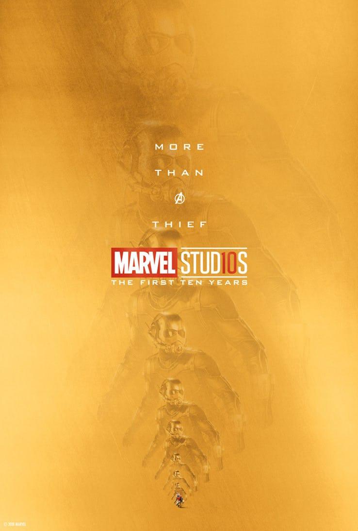 Marvel Ant-Man plakat