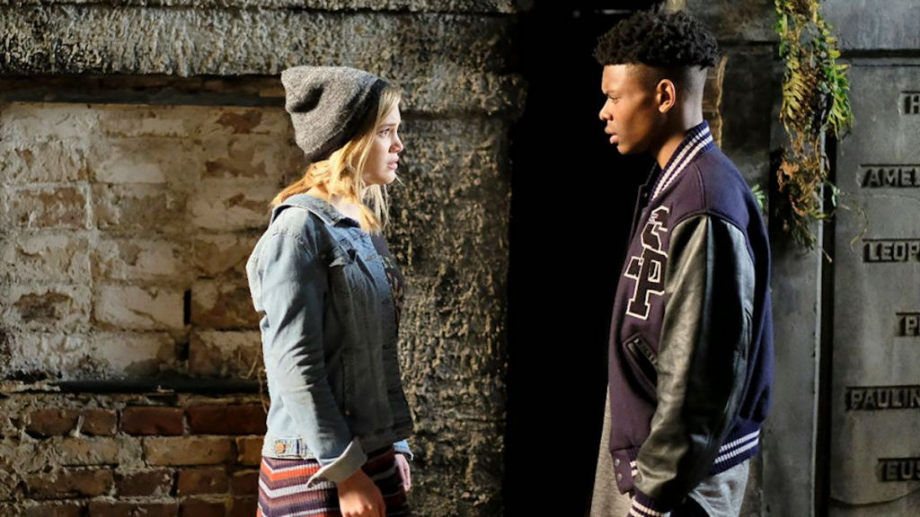 marvel's cloak and dagger serial recenzja showmax