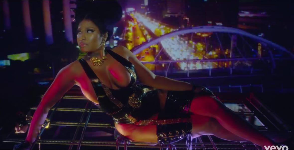 Nicki Minaj z pierwszym koncertem w Polsce. Słynnej amerykańskiej raperce towarzyszyć będzie Future