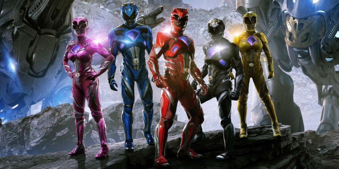 Już wiemy, po co Hasbro przejęło Power Rangers. Firma zapowiada serię filmów kinowych