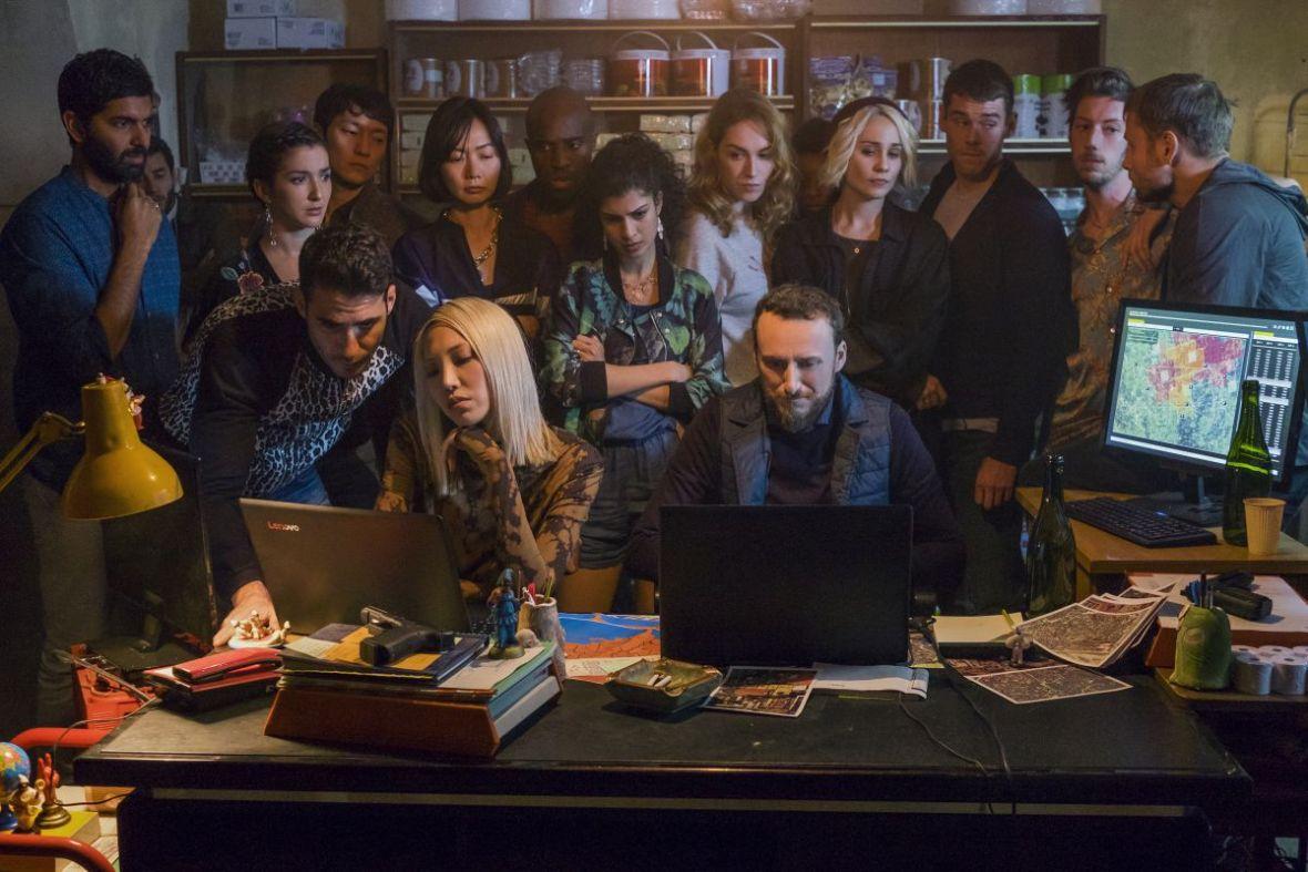 Pożegnalny odcinek Sense8 nakręcono dla fanów. I chyba tylko dla nich – recenzja