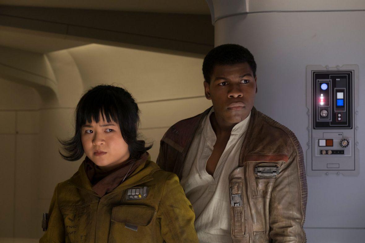 Rasistowski atak na Rose z Ostatniego Jedi. Powód? Fanom nie spodobała się ta postać