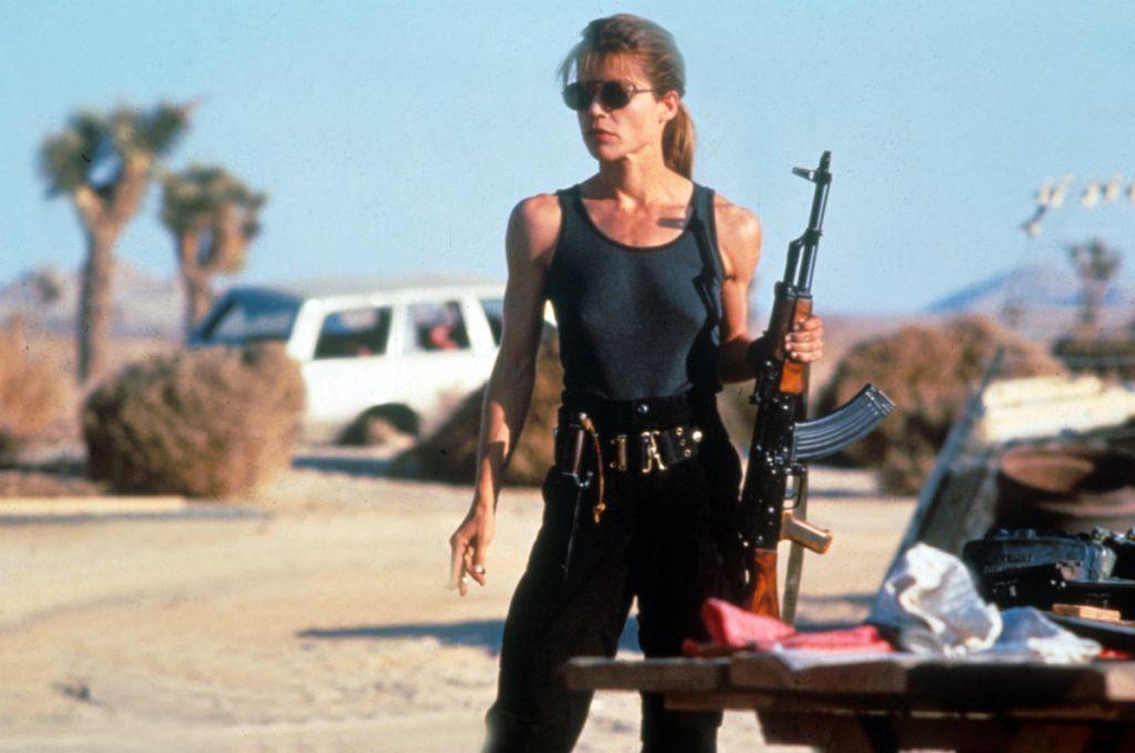 Terminator 6 Sarah Connor