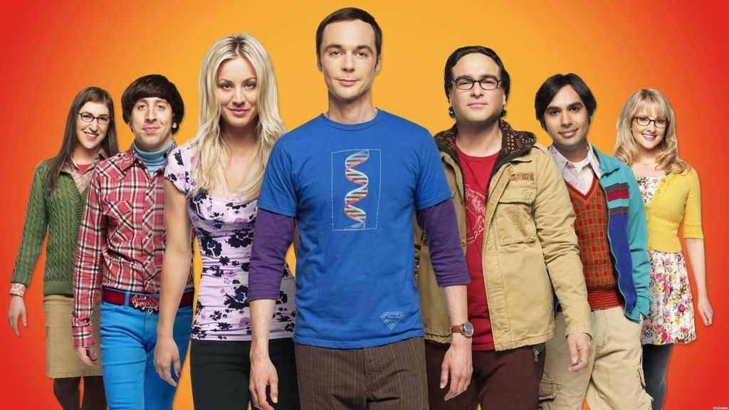 the big bang theory hbo go teoria wielkiego podrywu