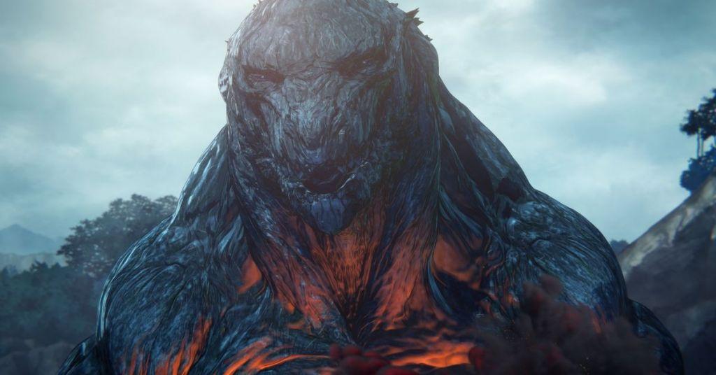 Godzilla City on the Edge of Battle netflix