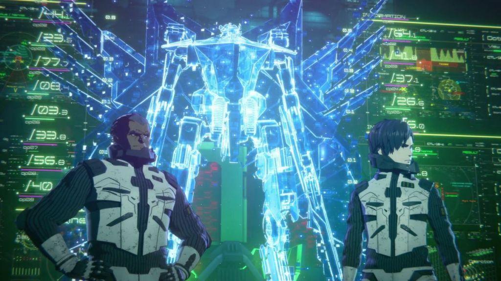 Godzilla City on the Edge of Battle anime